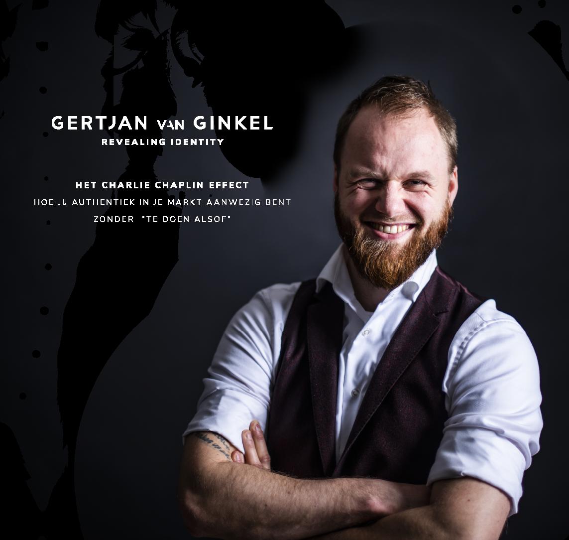 Gertjan van Ginkel identiteitssessie